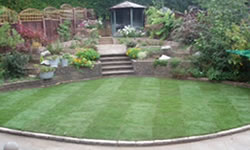 Landscape gardening services from Martin Kay Landscaping